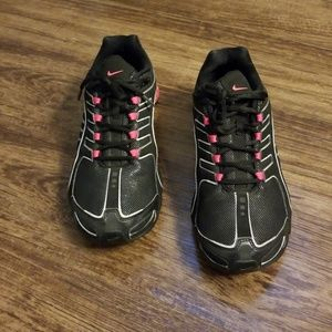 24f9d330a7a Nike Shoes - Nike Shox Navina Sparkle Running Shoes